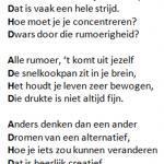 Gedicht door @Taallent